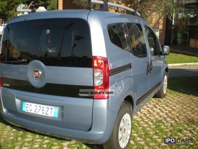 2011 Fiat  QUBO 1.3 MJ 95CV DYNAMIC Other Used vehicle photo