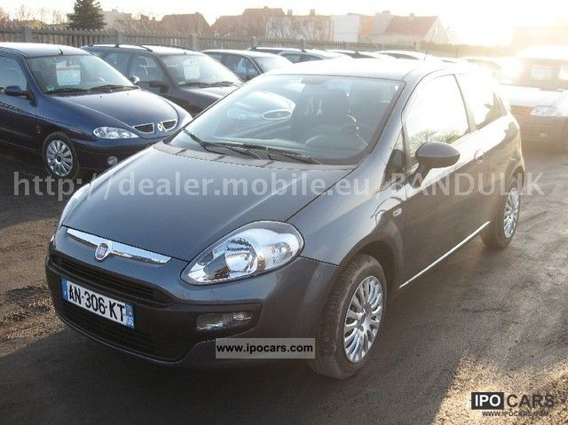 2010 Fiat  Punto 1.3 MJ Small Car Used vehicle photo