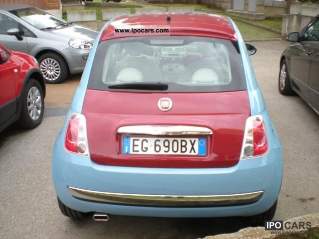 2011 Fiat  500 0.9 LOUNGE T.AIR BICOLORE KM0 Other Used vehicle photo