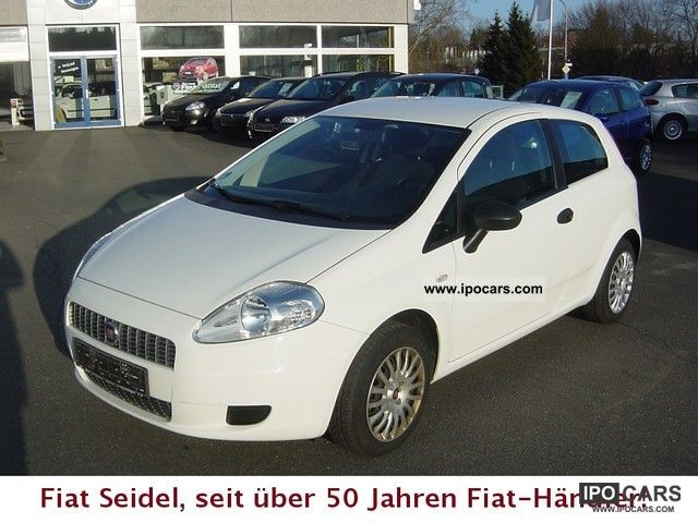 2009 Fiat  Grande Punto 1.2 8V Active Small Car Used vehicle photo