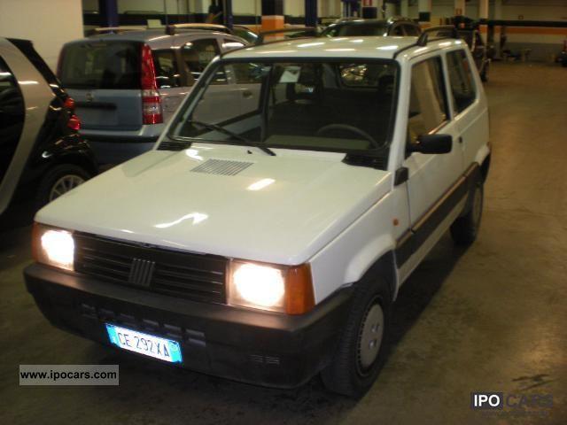 2003 Fiat PANDA 1.1 HOBBY Other Used vehicle photo