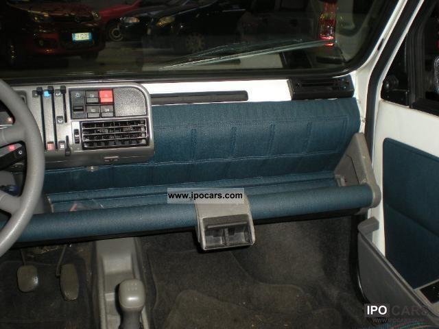2003 Fiat PANDA 1.1 HOBBY Other Used vehicle photo 3
