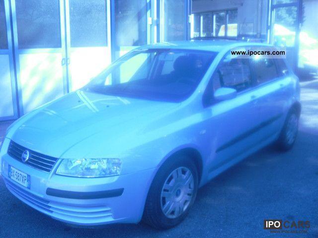 2002 Fiat  Stilo 1.6 16V Dynamic 5pt. Limousine Used vehicle photo