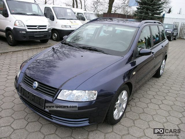 2003 fiat stilo multi wagon 1 6 16v top care car photo and specs. Black Bedroom Furniture Sets. Home Design Ideas