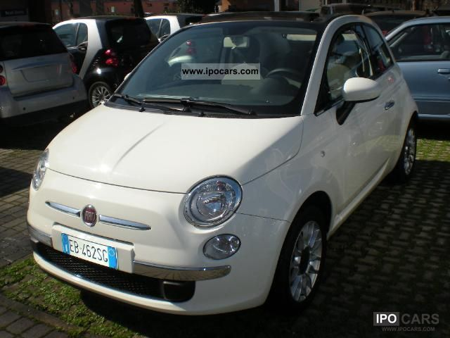 2010 Fiat  500 1.2 CONVERTIBLE LOUNGE Other Used vehicle photo