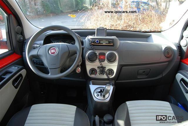 2008 Fiat Qubo 13 Multijet 16v Dynamic Dualogic  Car Photo and Specs