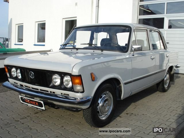 Fiat  125p \ 1976 Vintage, Classic and Old Cars photo