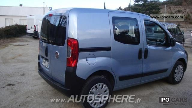 2009 fiat fiorino qubo 1 3 mjt team car photo and specs. Black Bedroom Furniture Sets. Home Design Ideas