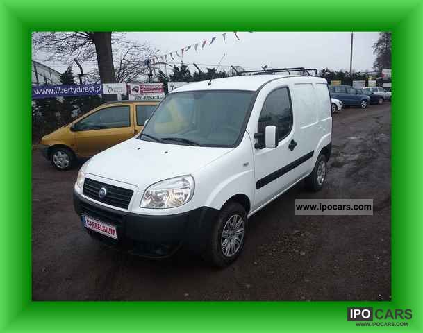 2007 Fiat  Fiat Doblo Cargo 1.9 MJT DUBLO Van / Minibus Used vehicle photo