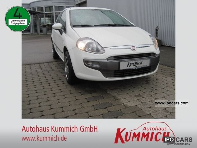2010 Fiat  Punto 1.4 8V Dynamic 3 doors Limousine Used vehicle photo