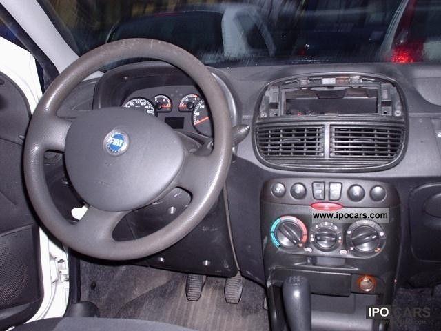 2006 Fiat Punto 1 3 16v Mjt 3p Active Van 4p Ti Car
