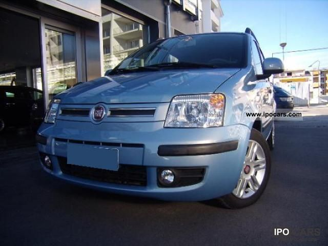 2010 fiat panda 1 2 emotion euro4 car photo and specs. Black Bedroom Furniture Sets. Home Design Ideas