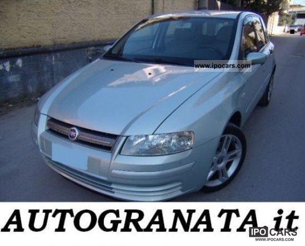 2004 Fiat  Stilo 1.9 Dynamic Jtd 115cv 5p Limousine Used vehicle photo