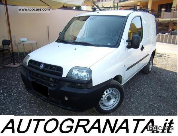 2004 Fiat  Doblo 1.9 D SX Other Used vehicle photo
