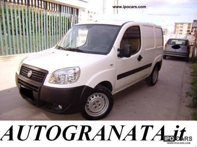 2006 Fiat  Doblo 1.3 MJT CARGO Other Used vehicle photo