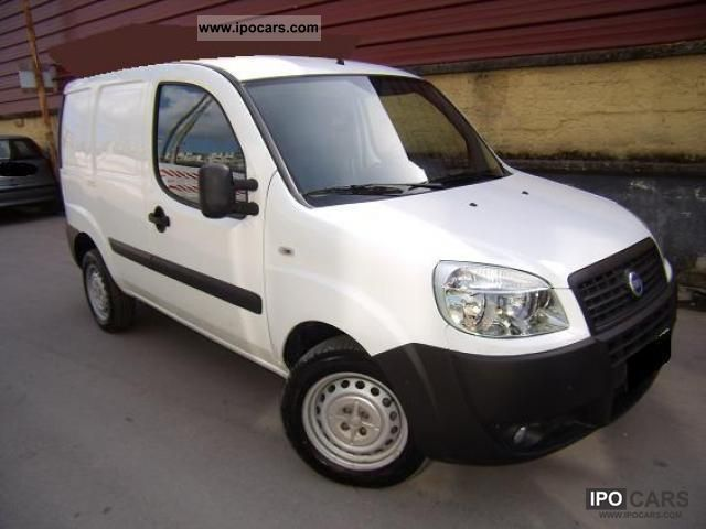 2006 fiat doblo 1 3 mjt cargo car photo and specs. Black Bedroom Furniture Sets. Home Design Ideas