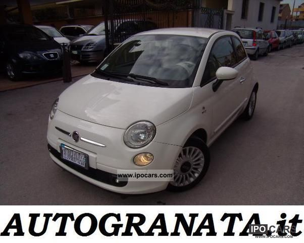 2007 Fiat  500 1.2 69cv Small Car Used vehicle photo