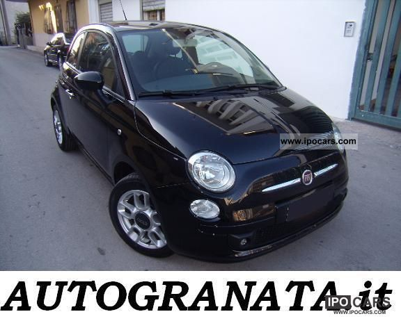 2008 Fiat  500 1.3 SPORT DPF M.JET Small Car Used vehicle photo