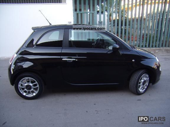 2008 fiat 500 1 3 sport dpf m jet car photo and specs. Black Bedroom Furniture Sets. Home Design Ideas