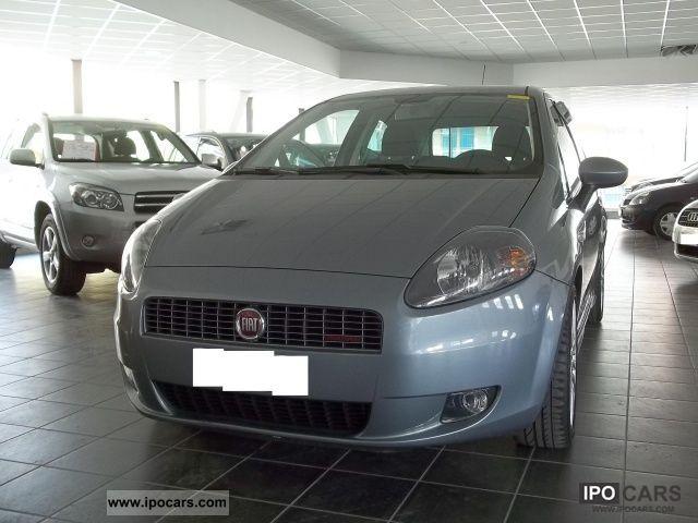 2009 Fiat  Grande Punto 1.3 MJT 90 CV 3 porte Sport Limousine Used vehicle photo