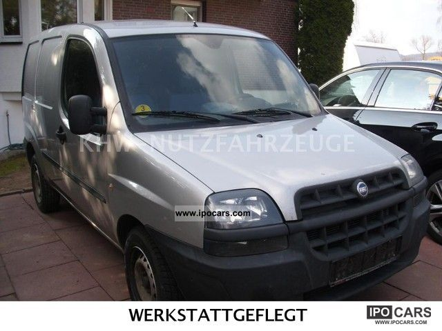 2005 fiat doblo cargo jtd with air and windowlifter car photo and specs renault megane 1.9 dci workshop manual