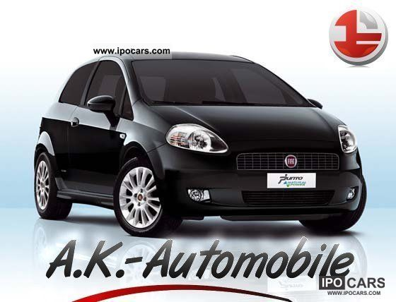 2010 Fiat  Grande Punto 1.2 * FACTORY WARRANTY * ACTION * 300 € * Small Car Used vehicle photo