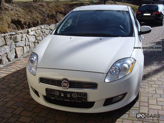 Fiat  Bravo 1.4 T-JET 16V 2008 Liquefied Petroleum Gas Cars (LPG, GPL, propane) photo