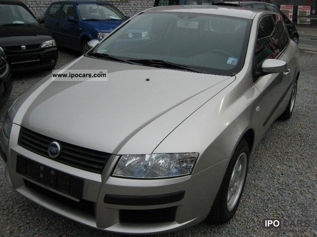 2002 fiat stilo 1 6 16v active mod 2003 checkbook 1 hand car photo and specs. Black Bedroom Furniture Sets. Home Design Ideas