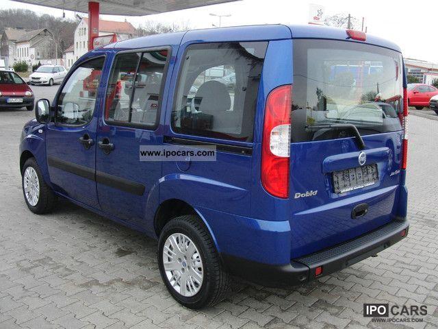 2006 Fiat Doblo 1.4 8V Dynamic - Car Photo and Specs