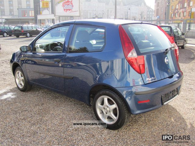 2004 fiat punto 1 2 8v active air cd rims car photo and specs. Black Bedroom Furniture Sets. Home Design Ideas