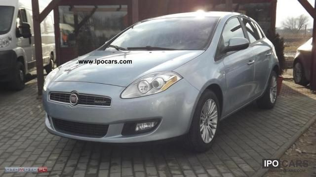 2007 fiat bravo 1 9 jtd 120km car photo and specs. Black Bedroom Furniture Sets. Home Design Ideas