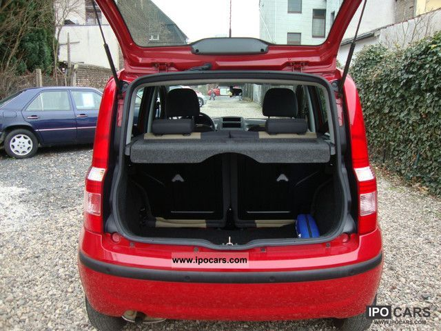 2008 fiat panda 1 3 multijet diesel dpf car photo and specs. Black Bedroom Furniture Sets. Home Design Ideas