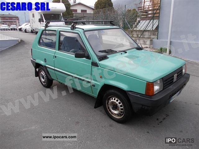 Fiat panda young 1999 scheda tecnica the fiat car for Panda 4x4 sisley scheda tecnica
