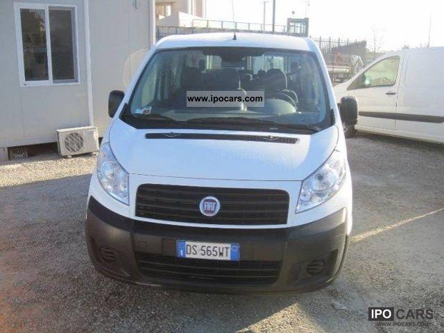 2008 Fiat  Scudo Combi 2006 (V.M.) 2.0 16V 120CV MJT LH1 8 Estate Car Used vehicle photo