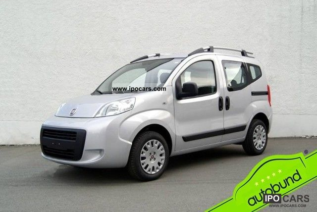 2011 Fiat  Qubo 1.4 8V air Van / Minibus Used vehicle photo