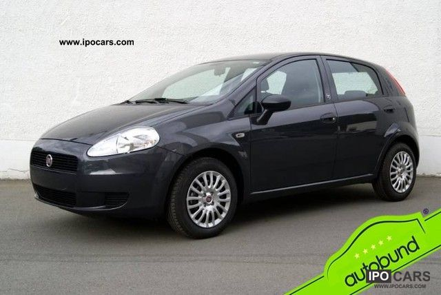 2011 Fiat  Grande Punto 1.2 5TG. Climate Small Car Used vehicle photo