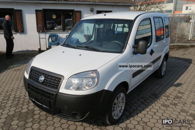 2006 Fiat  Doblo 1.3 Multijet 16V DPF Dynamic * 5-speed, power * Van / Minibus Used vehicle photo