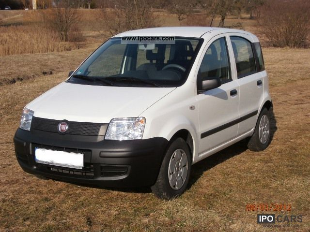 2009 fiat panda 1 1 car photo and specs. Black Bedroom Furniture Sets. Home Design Ideas