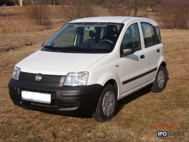 2009 Fiat  Panda 1.1 Small Car Used vehicle photo