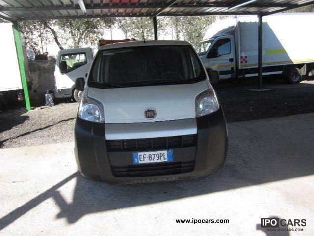 2010 Fiat  Closed box VEICOLO Fiorino 1.3 Multijet 16v 55kW Other Used vehicle photo