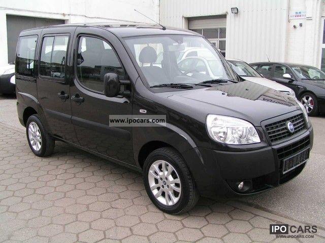 2006 Fiat  Doblo 1.3 Multijet 16V DPF Dynamic Van / Minibus Used vehicle photo