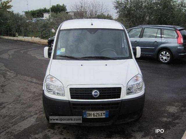 2007 Fiat Doblo Cargo 2005 13 16v Sx Multijet Car Photo And Specs