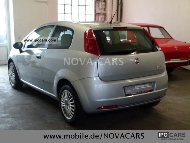 2008 fiat grande punto 1 3 multijet 16v dpf active car photo and specs. Black Bedroom Furniture Sets. Home Design Ideas