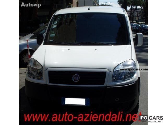 2009 Fiat  Doblò 1.9 MJ Maxi Cargo Lamierato Other Used vehicle photo