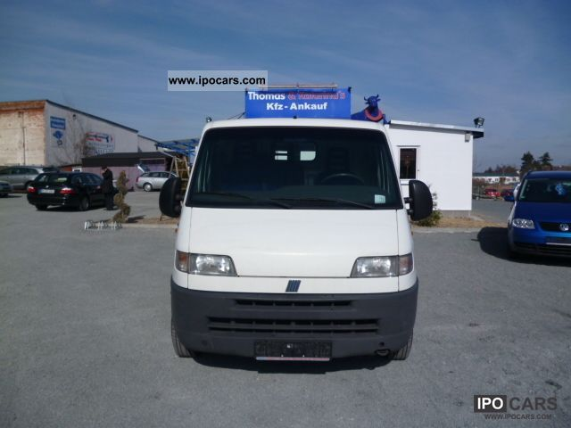 2001 Fiat  Ducato 10 230.119.0 M1A Other Used vehicle photo