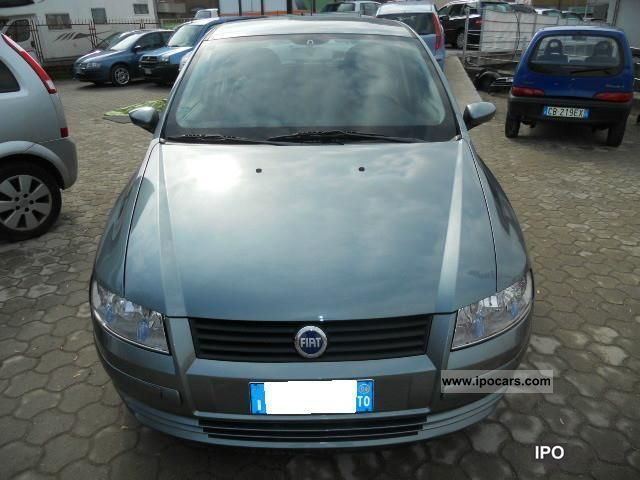 2004 Fiat  Stilo 1.4 16V Active 5 Porte Limousine Used vehicle photo