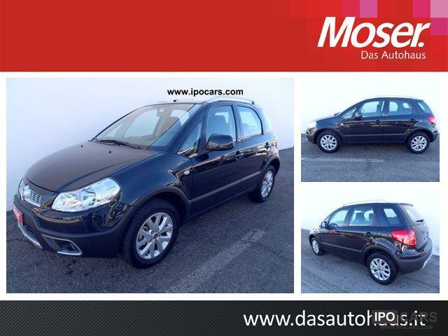 2011 Fiat  Sedici 1.6 16V Emotion 4x4 - ESP Off-road Vehicle/Pickup Truck New vehicle photo