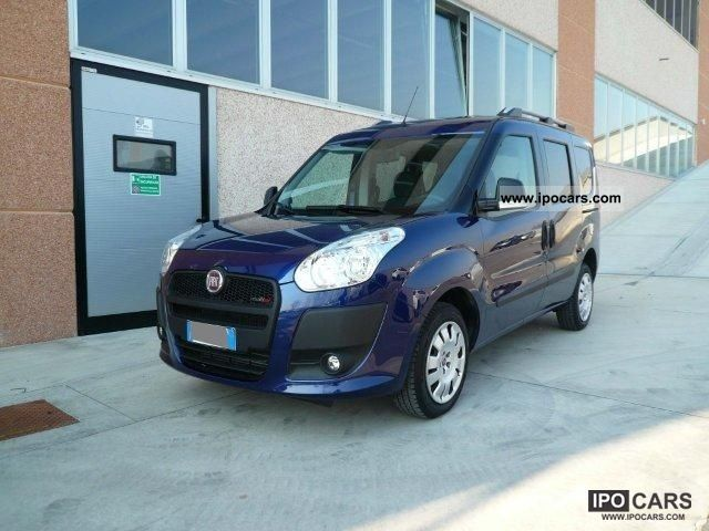 2011 Fiat  Doblo Doblo 6.1 16V Dynamic Mjt Van / Minibus Used vehicle photo