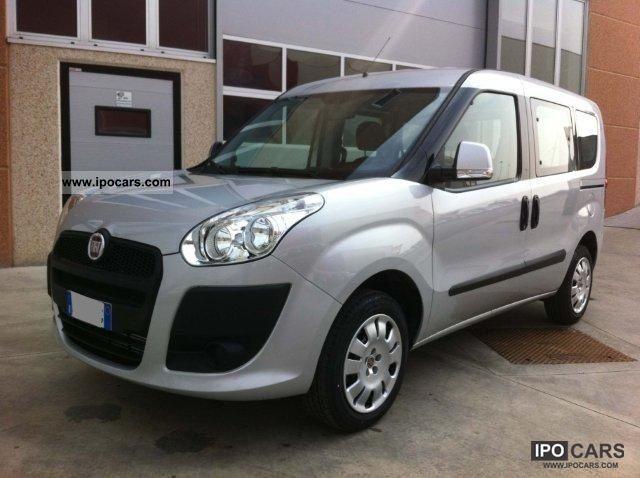 2012 Fiat  Doblo N. 1.4 T-JET 16V 120CV NAT.POW.ACTIVE Other Used vehicle photo