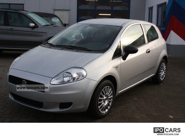 2011 Fiat  Cool Grande Punto 1.2 * Start / Stop * radio/CD/MP3 * Small Car Pre-Registration photo